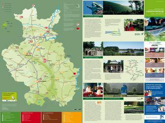 Karte: 24 Ausflugsziele