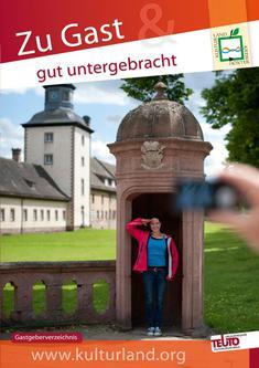 Gastgeberverzeichnis Kulturland Höxter 2014