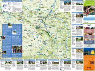 Karte: 24 Ausflugsziele 2013