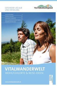 VitalWanderWelt Wohlfühlorte und Gesundwandern 2013