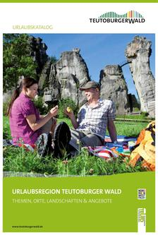 Urlaubskatalog Teutoburger Wald 2014