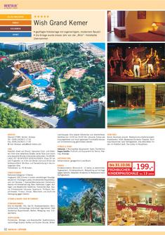 Wish Grand Kemer - Region Kemer