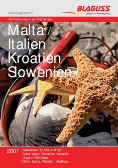 Malta, Italien, Kroatien, Slowenien