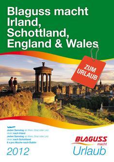 Irland, Schottland, England & Wales 2012