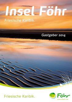 Insel Föhr. Gastgebermagazin 2014