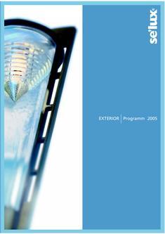 EXTERIOR Programm 2006 - Gesamtkatalog