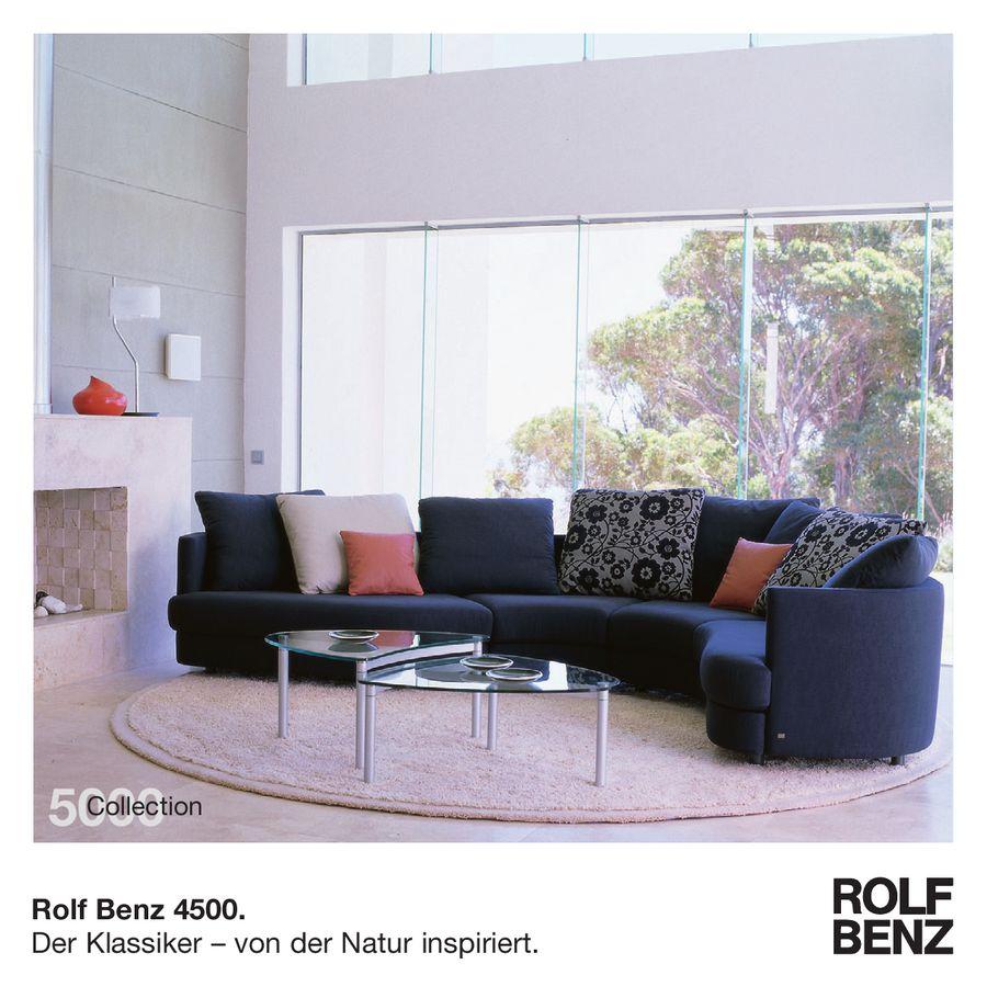 Sofa 4500 Von Rolf Benz