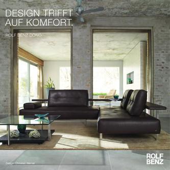 Rolf Benz Dono In Sofa Dono Classic Lounge Von Rolf Benz