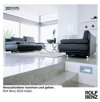Rolf Benz Tisch