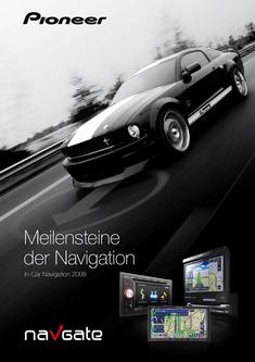 In-Car Navigation 2008