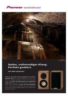 Pure Malt Speakers