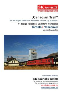 Canadian Trail 2011