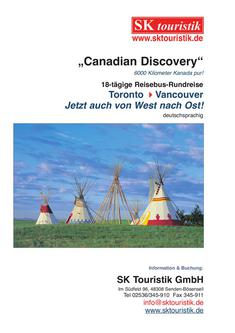 Canadian Discovery 2011