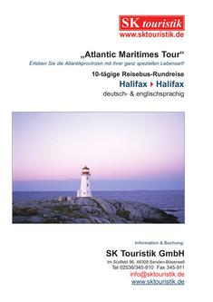 Atlantic Maritimes Tour 2011