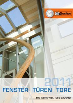 Fenster - Türen - Tore 2011