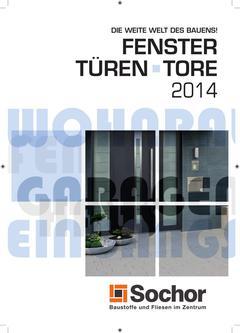 Fenster, Türen, Tore 2014