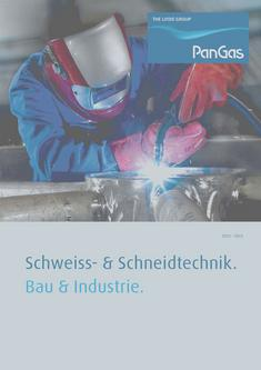 Schweiss- und Schneidtechnik, Bau und Industrie