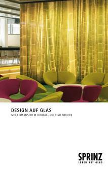 Design auf Glas 2012