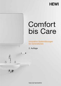 Comfort bis Care 2013