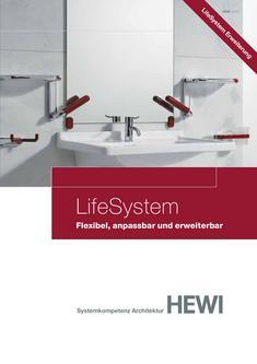 hewi lifesystem st tzklappgriff in lifesystem. Black Bedroom Furniture Sets. Home Design Ideas