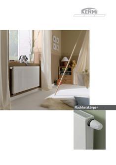 heizk rper kermi plan in prospekt flachheizk rper 2008 von kermi gmbh. Black Bedroom Furniture Sets. Home Design Ideas