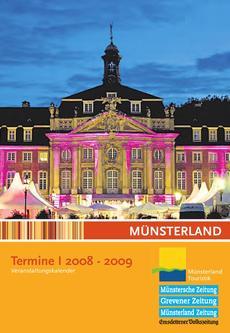 Veranstaltungskalender Münsterland 2008