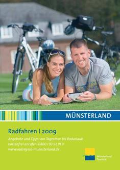 Radfahren Münsterland 2009