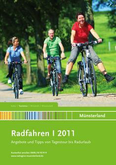 Radfahren Münsterland 2011