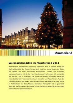 Weihnachtsmarkt Velen In Weihnachtsmarkte Im Munsterland
