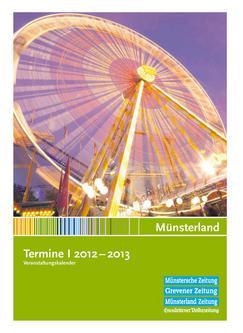 Veranstaltungskalender Münsterland 2012