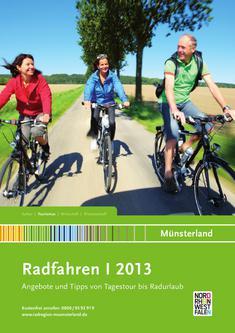 Radfahren Münsterland 2013