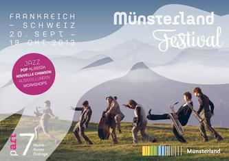 Münsterland Festival 2013