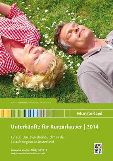 Unterkünfte für Kurzurlauber 2014