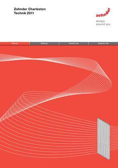 Technische Broschüre Zehnder Charleston