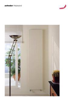 heizwand typ vl in zehnder heizwand von zehnder heizk rper ag schweiz. Black Bedroom Furniture Sets. Home Design Ideas