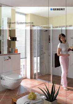 geberit vorwandinstallation in geberit systemtechnik vorwandinstallation von geberit vertriebs gmbh. Black Bedroom Furniture Sets. Home Design Ideas