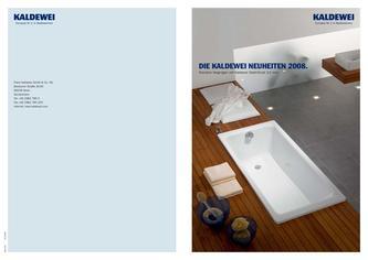 Badezimmer neuheiten kaldewei for Badezimmer neuheiten