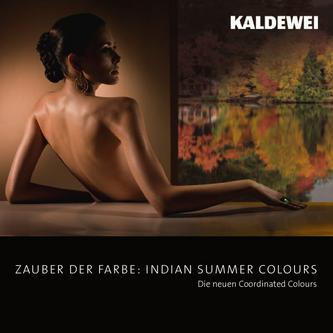 Zauber der Farbe: Indian Summer Colours