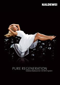 Pure Regeneration für Sportler