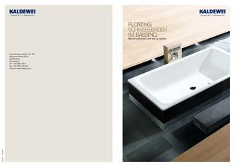 franz kaldewei gmbh co kg kataloge. Black Bedroom Furniture Sets. Home Design Ideas