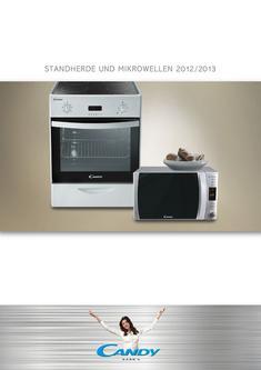 Candy Standherde und Mikrowellen 2012/2013