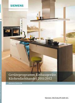 Geräteprogramm KFH 2011/2012
