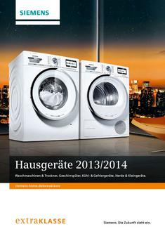 Extraklasse Großgeräte 2013/14