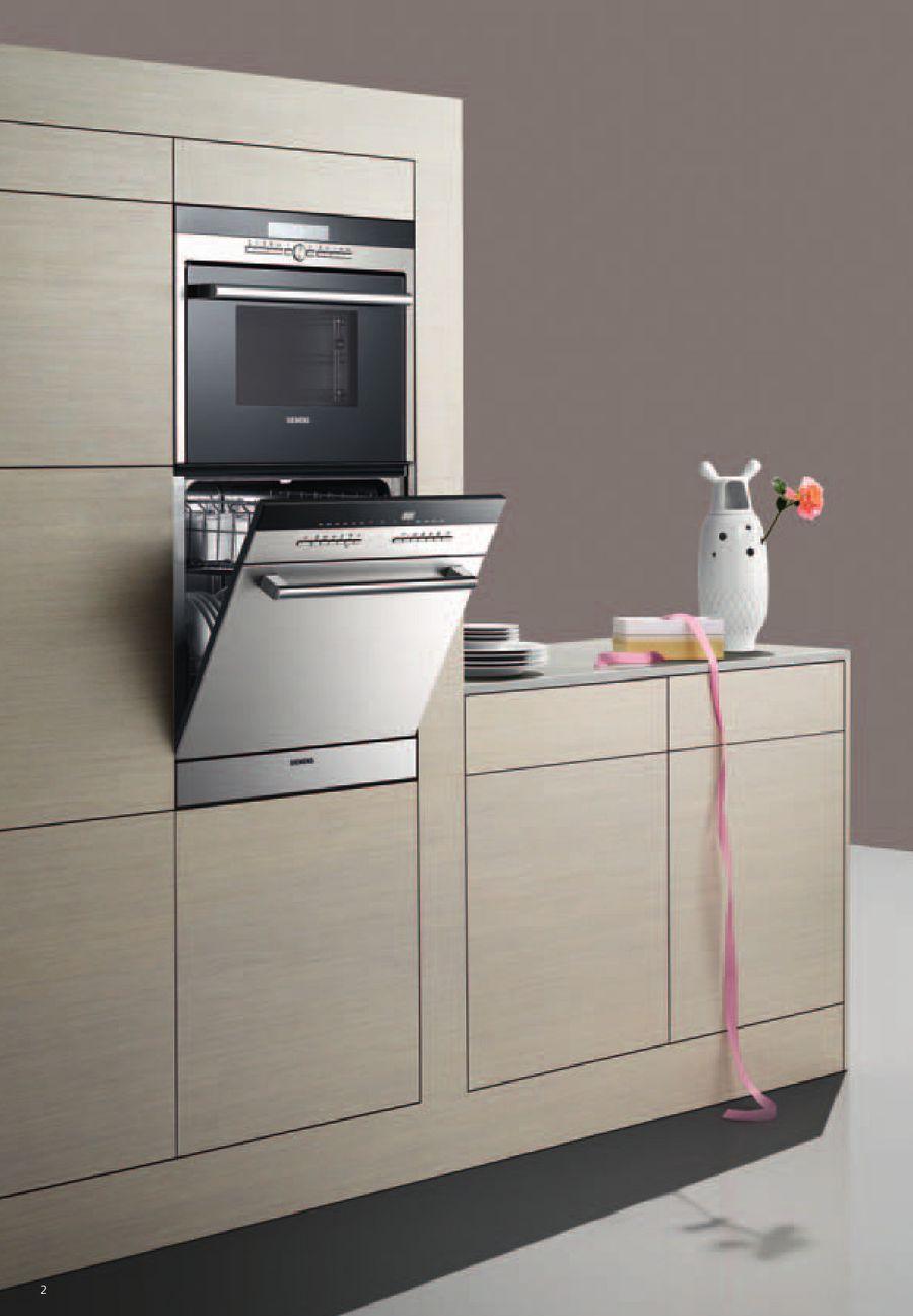 Speedmatic Modular Geschirrspuler 2012 Von Siemens Electrogerate