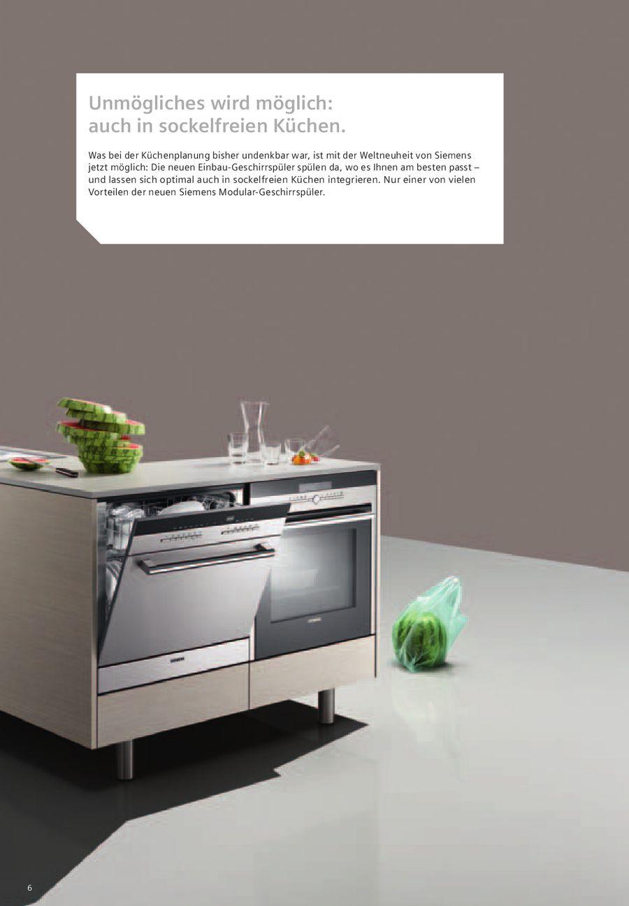 Seite 7 Von Speedmatic Modular Geschirrspuler 2012