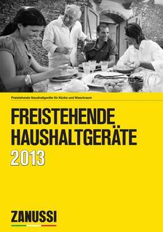 Freistehende Haushaltgeräte 2013