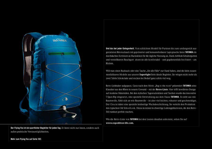 559bdbb943ce4 Tagesrucksäcke - Taschen 2013 von TATONKA GmbH