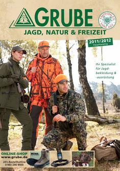 Jagd, Natur & Freizeit 2011/2012