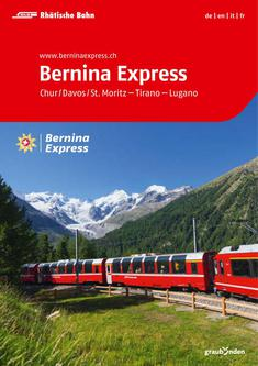 RhB Bernina-Express 2014