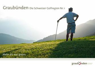 Graubünden Golf Magazin 2014